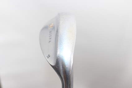 Miura Wedge Series Wedge Sand SW 55° Stock Graphite Shaft Graphite Regular Right Handed 34.75in