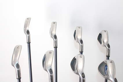 Callaway X-16 Iron Set 3-PW Callaway System CW75 Graphite Stiff Right Handed 38.25in