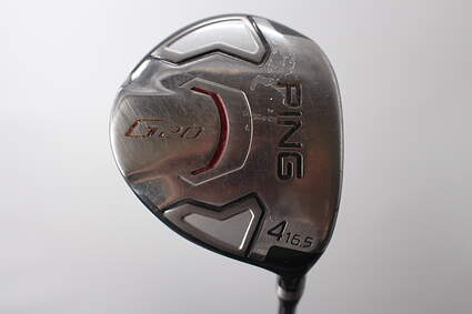 Ping G20 Fairway Wood 4 Wood 4W 16.5° Ping TFC 149F Graphite Stiff Right Handed 42.0in