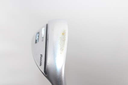 Mizuno MP T5 White Satin Wedge Sand SW 56° 10 Deg Bounce Nippon NS Pro 850GH Steel Regular Right Handed 35.25in