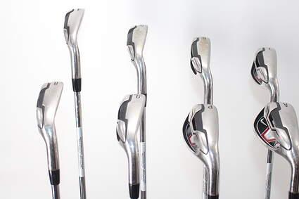 Nike Victory Red S Iron Set 4-PW GW True Temper Steel Uniflex Right Handed 39.0in