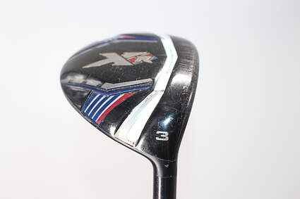Callaway XR Fairway Wood 3 Wood 3W 15° Project X 6.0 Graphite Graphite Stiff Right Handed 43.75in