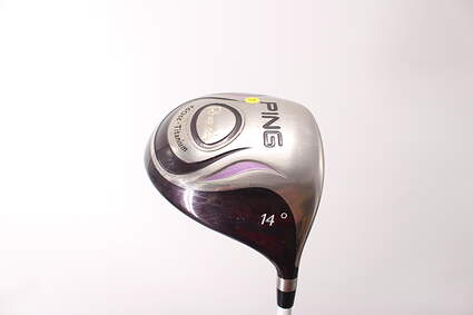 Ping Rhapsody Driver 14° Ping ULT 129D Ladies Graphite Ladies Right Handed 41.5in
