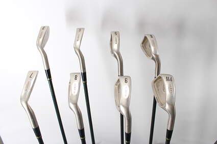 Cobra King Cobra Oversize Senior Iron Set 3-PW Stock Graphite Shaft Graphite Regular Right Handed 37.5in