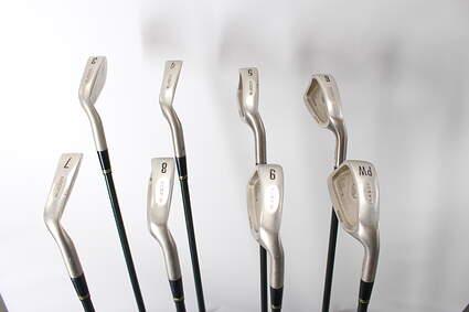 Cobra King Cobra Oversize Senior Iron Set 3-PW Stock Graphite Shaft Graphite Regular Right Handed 37.5in