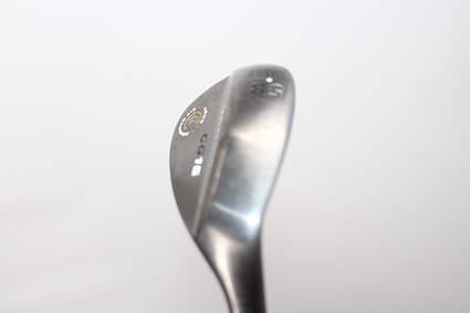 Cleveland CG15 Black Pearl Wedge Lob LW 58° 8 Deg Bounce Stock Steel Shaft Steel Wedge Flex Right Handed 35.25in