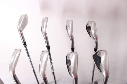 Nike VR S Covert Iron Set 4-GW Stock Steel Shaft Steel Stiff Right Handed 38.0in