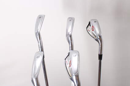 TaylorMade R11 Iron Set 6-PW FST KBS Tour Steel Stiff Right Handed 37.5in