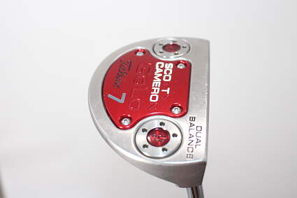 Titleist Scotty Cameron 2014 Golo 7 Dual Balance Putter Steel Right Handed 38.0in
