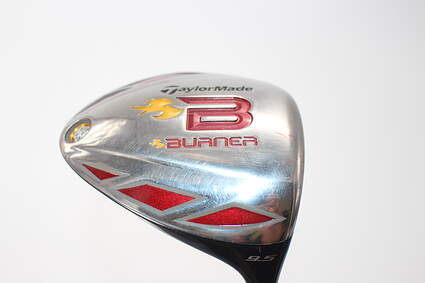 TaylorMade 2009 Burner Driver 9.5° Grafalloy ProLaunch Red Graphite Regular Right Handed 45.75in