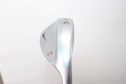 Nike SV Tour Chrome Wedge Sand SW 56° 10 Deg Bounce True Temper Dynamic Gold S400 Steel Stiff Right Handed 35.0in