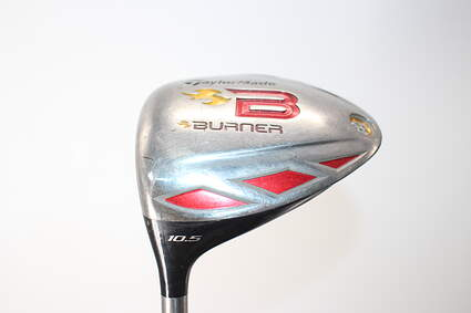 TaylorMade 2009 Burner Driver 10.5° TM Reax Superfast 49 Graphite Regular Left Handed 46.5in