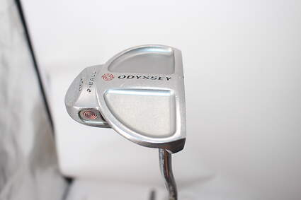 Odyssey White Hot 2-Ball Putter Steel Right Handed 33.5in