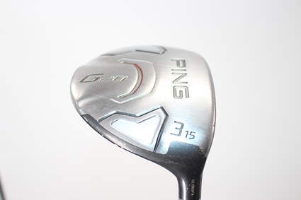 Ping G20 Fairway Wood 3 Wood 3W 15° Ping TFC 169F Tour Graphite Stiff Right Handed 43.0in