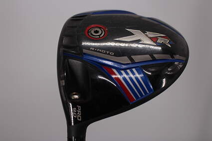 Callaway XR Pro Driver 9° Project X 6.0 Stiff Left Handed 45.75in