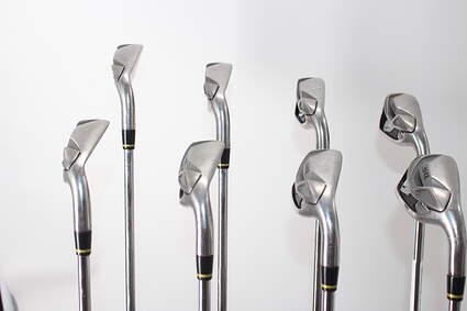 Nike Sasquatch Machspeed Iron Set 4-GW True Temper Dynalite 90 Steel Regular Right Handed 38.0in