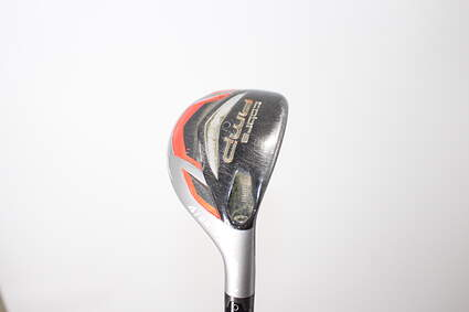 Cobra AMP Hybrid 4 Hybrid 22° Aldila RIP Alpha 70 Graphite Regular Right Handed 40.0in