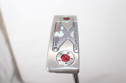 Titleist Scotty Cameron 2016 Select Newport M2 Mallet Putter Steel Right Handed 35.0in