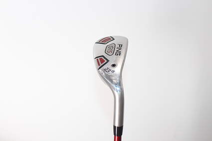 Ping G15 Hybrid 4 Hybrid 23° Ping TFC 149H Graphite Regular Right Handed 39.5in