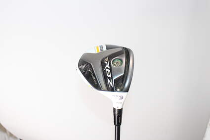 Tour Issue TaylorMade RocketBallz Stage 2 Tour TP Fairway Wood 3 Wood 3W 14.5° Mitsubishi Diamana 'Ahina 80 Graphite X-Stiff Right Handed 43.0in