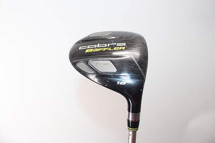 Cobra Baffler T Rail Fairway Wood 5 Wood 5W 18° Stock Graphite Shaft Graphite Senior Right Handed 42.5in