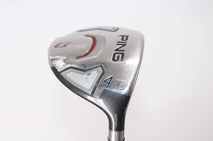Ping G20 Fairway Wood 4 Wood 4W 16.5° Ping TFC 149D Graphite Soft Regular Right Handed 43.75in