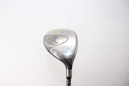 Cleveland Hibore Fairway Wood 5 Wood 5W 19° Cleveland Fujikura Fit-On Gold Graphite Regular Right Handed 42.5in