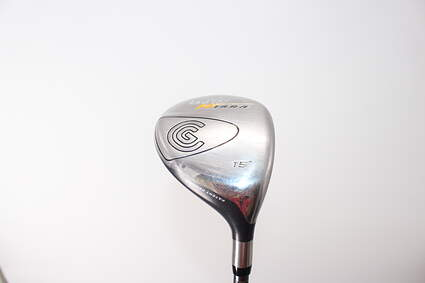 Cleveland Hibore Fairway Wood 3 Wood 3W 15° Cleveland Fujikura Fit-On Gold Graphite Regular Right Handed 43.0in