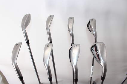 Nike Victory Red Cavity Back Iron Set 4-GW True Temper Dynamic Gold R300 Steel Regular Right Handed 39.0in