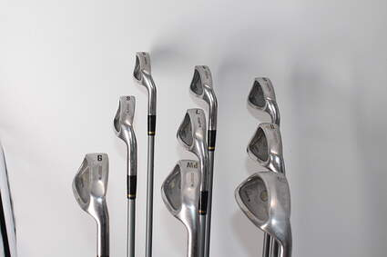 Cobra Cobra Oversize Norman Grind Iron Set 3-SW Stock Graphite Shaft Graphite Stiff Right Handed 38.0in