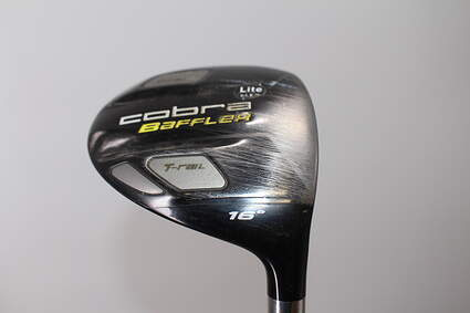 Cobra Baffler T Rail Fairway Wood 3 Wood 3W 16° Cobra Tour AD Baffler Graphite Senior Right Handed 43.5in