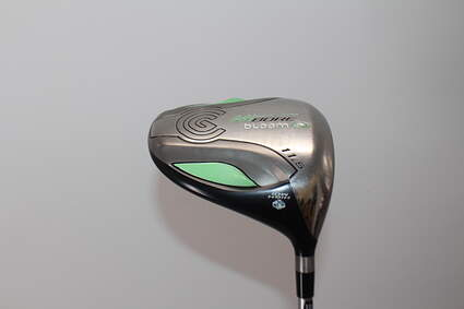 Cleveland Hibore Bloom Womens Driver 11.5° Adams Graphite Design YSQ-HL Graphite Ladies Right Handed 44.75in