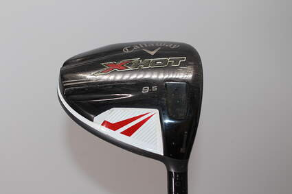Callaway 2013 X Hot Driver 9.5° Project X PXv Graphite Stiff Right Handed 46.5in