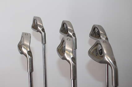 Ping i3 + Iron Set 5-PW Stock Steel Shaft Steel Stiff Right Handed Blue Dot 40.0in