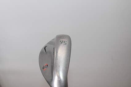 Nike SV Black Wedge Sand SW 56° 14 Deg Bounce Stock Steel Shaft Steel Right Handed 35.5in