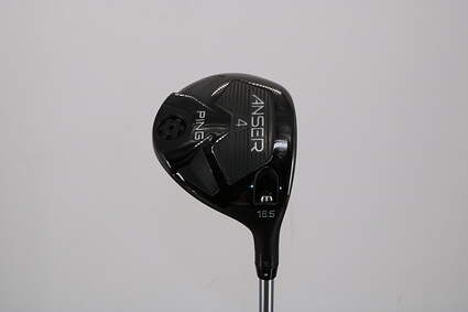 Ping Anser Fairway Wood 4 Wood 4W 16.5° Ping TFC 800F Graphite Regular Right Handed 43.0in