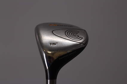 Cleveland Hibore Fairway Wood 3 Wood 3W 15° Cleveland Fujikura Fit-On Gold Graphite Regular Left Handed 42.0in