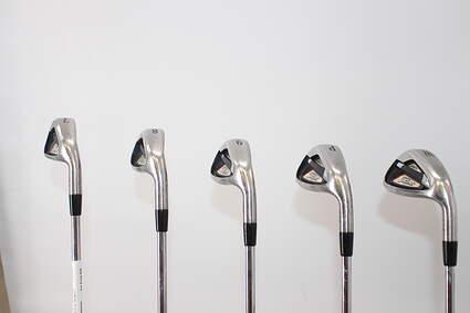 Titleist 714 AP1 Iron Set 7-PW GW True Temper XP 95 R300 Steel Regular Right Handed 37.5in