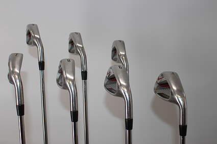 Nike VRS Covert 2.0 Iron Set 4-PW True Temper Dynalite 105 Steel Regular Right Handed 38.25in