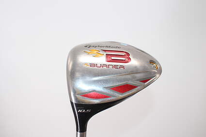 TaylorMade 2009 Burner Driver 10.5° TM Reax Superfast 49 Graphite Regular Left Handed 45.75in