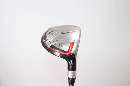 Nike Victory Red Str8-Fit Fairway Wood 3+ Wood 13° Aldila VooDoo SVR7 Graphite Stiff Right Handed 43.0in