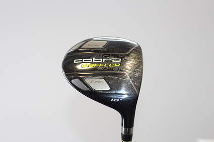 Cobra Baffler T Rail Fairway Wood 3 Wood 3W 16° Cobra Tour AD Baffler Graphite Regular Right Handed 43.5in