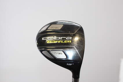 Cobra Baffler T Rail Fairway Wood 5 Wood 5W 18° Cobra Tour AD Baffler Graphite Regular Right Handed 42.5in