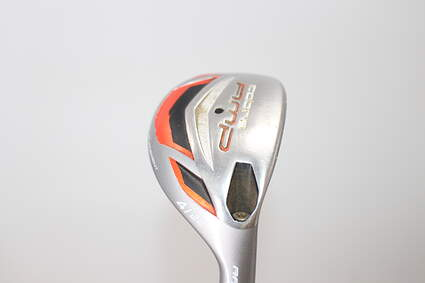 Cobra AMP Hybrid 4 Hybrid 22° Grafalloy ProLaunch Blue HY Graphite Regular Right Handed 39.75in
