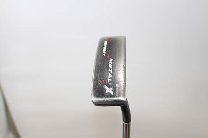 Odyssey Metal X 6 Putter Slight Arc Steel Right Handed 34.0in
