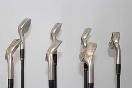 Cobra King Cobra Oversize Senior Iron Set 5-PW SW Stock Graphite Shaft Graphite Right Handed 38.5in