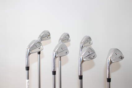 Nike VR Forged Pro Combo Iron Set 4-PW Nike UST Proforce Axivcore Graphite Stiff Left Handed 38.0in