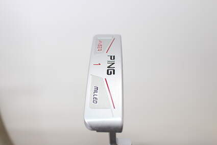 Ping Anser Milled 1 Putter Steel Right Handed Black Dot 34.5in