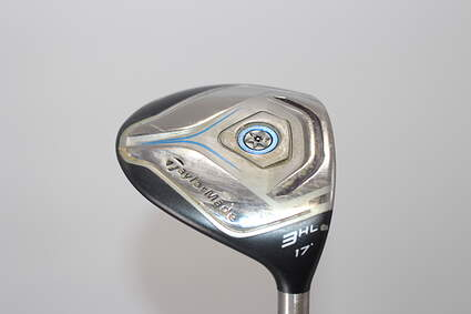 TaylorMade Jetspeed Fairway Wood 3 Wood HL 17° UST Competition 65 SeriesLight Graphite Right Handed 41.75in