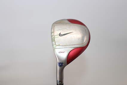 Nike CPR Hybrid 5 Hybrid 26° Stock Graphite Shaft Graphite Regular Left Handed 39.75in